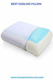 Classic Brands Reversible Cool Gel and Memory Foam Double-Sided Pillow, Soft and Comfortable Orthopedic Support, Stan...
