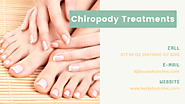 SWIFT Machine Treatment | Chiropodist Amersham - Bucks Foot Clinic