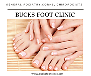 Foot Specialist & Corn Treatment in Beaconsfield - Bucks Foot Clinic