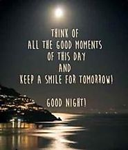 Good night quotes, wishes & greetings, quotes to choose from! | HappyShappy