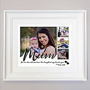 Personalised Picture Frame | Mothers Strength | Mothers Day Gift