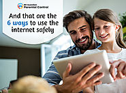 6 Basic Internet Safety Rules and Tips for Parents and Kids