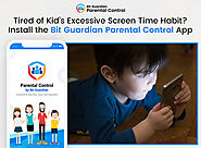 Best screen time control app to limit kids screen time