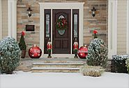 Winter Front Porch Decor Ideas For This Christmas