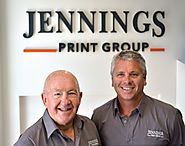 No.1 Printing Services Newcastles | Commercial printers | Jennings Print