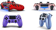 Sony launches the Dualshock@4 wireless controller with new versions