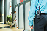 Preventing Workplace Violence with Security Services