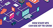 How Can Start-ups Use Internet of Things (IOT) to Grow?