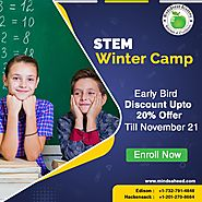 STEM Winter Camp 2019