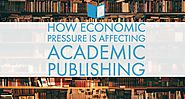 How Economic Pressure is Affecting Academic Publishing - Frontlist