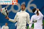 Amro Elgeziry Finishes Fifth, Qualifies for Olympic 2020 in Men's Modern Pentathlon