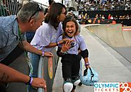Sky Brown, an 11-year-old skateboarder won a bronze medal at the World Skateboard Championships