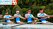 Tokyo Olympic 2020 Rowing qualification and final places demanded at Rowing Championships