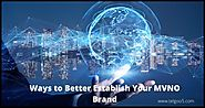 Ways to Better Establish Your MVNO Brand - Telgoo5