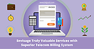 Envisage Truly Valuable Services with Superior Telecom Billing System