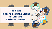Top-Class Telecom Billing Solutions for Constant Business Growth — Telgoo5