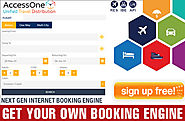 Airline Ticket Booking Engine & APIs- Flight, Hotels Support All GDS- AccessOne.io