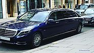 Chauffeur Service In London With Professional Chauffeurs
