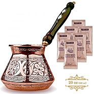 Volarium Turkish Coffee Pot
