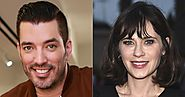 Zooey Deschanel dating 'Property Brothers' Jonathan Scott after splitting from husband - AVENGE