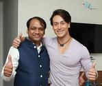 L7 Group Sponsored a Promotional Event for Tiger Shroff's Heropanti in Nagpur
