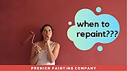 5 Signs You Need To Repaint Your House
