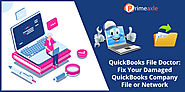 QuickBooks File Doctor: Fix Your Damaged QuickBooks Company File or Network