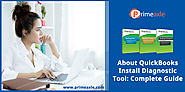What is the use of QuickBooks Install Diagnostic Tool?