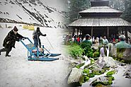 20 Tourist Places To Visit in Manali