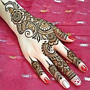 We promise these Mehndi designs will steal your heart! | HappyShappy