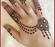 Here�s a one-of-a-kind page about every Arabic Mehendi design possible! | HappyShappy - India's Best Ideas, Products ...