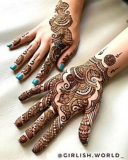 Mehendi Designs | Best Mehendi Designs | HappyShappy | HappyShappy - India's Best Ideas, Products & Horoscopes
