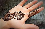 These simple Mehendi designs will make your eyes drool | HappyShappy