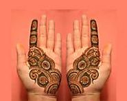 Indian Mehndi Designs Simple - Happy Shappy