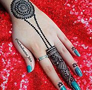 Mehendi Design | Arabic Mehndi Design - HappyShappy
