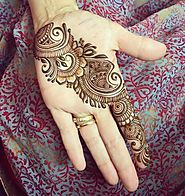Different Types of Mehndi Design - Top 30 Arabic Mehndi DesignsThat Will Steal Your Heart - Wattpad