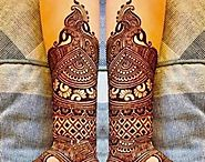 The Mehndi Design that will Steal your Heart