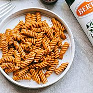 Healthy Recipes: Cooking Pasta with Bertolli Olive Oil