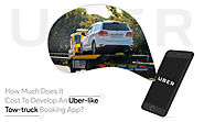 How much does it cost to develop an Uber-like tow-truck booking app?