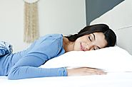 How to Select the Right Pillow for Stomach Sleepers? - Piles of Pillows
