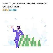 How to get a lower interest rate on a personal loan