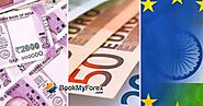 Today Euro Currency Rate In India Get Best Euro Price
