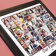 Personalised Photo Frames & Albums Ireland - Domore