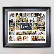 Personalised Family Photos Collage | Family Love | Domore.ie