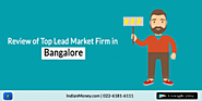 Reviews on Lead Market Bangalore