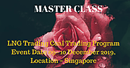 LNG Trading Masterclass in Asia