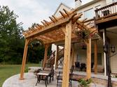 How you can Build a Yard Pergola