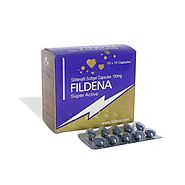 Fildena Super Active Capsule in USA | MedyPharmacy