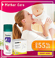 Mother & Baby Care Products Online in India