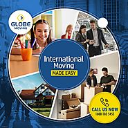 International Packers and Movers | International Shipping